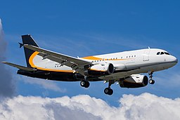 P4-RLA Airbus A319-133X CJ A319 - System Capital (21759326095)