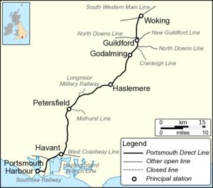 Portsmouth Direct line - Portsmouth Direct line