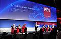 PES-Kongress mit Bundeskanzler Werner Faymann in Rom (12899734003).jpg