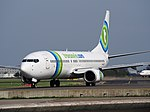 PH-HZF Transavia Boeing 737-8K2(WL) - cn 28378 taxiing, 25august2013 pic-3.JPG