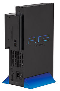 PlayStation 2 online functionality - Wikipedia Ps2 Console Back