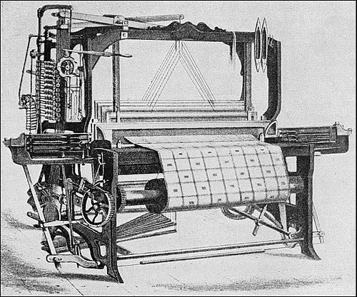 PSM V39 D323 Crompton fancy narrow loom of 1855.jpg