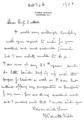 PSM V74 D101 Wolcott gibbs letter to professor cattell.png