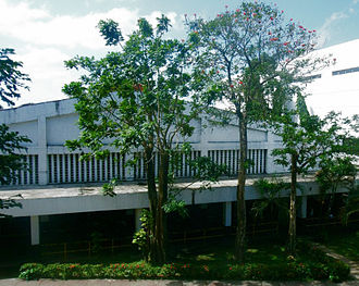 Polytechnic University of the Philippines Santo Tomas - The PUP Santo Tomas Gymnasium
