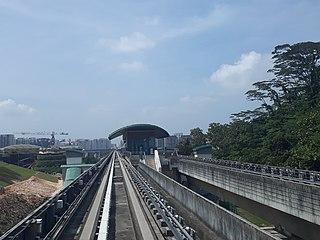 Teck Lee LRT station LRT station in Singapore