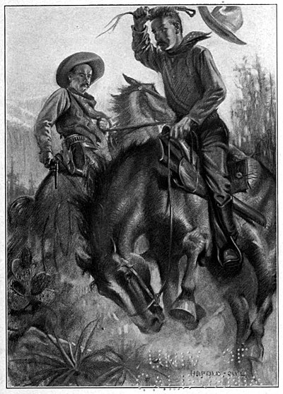 The Sheriff's Son/Chapter 2 - Wikisource, the free online