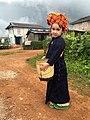 Pa'O Girl in Pinlaung near Potato Field.jpg