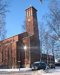 Paavalinkirkko 2009.jpg