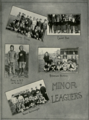 Page on Minor league teams at the University of Notre Dame in 1916.png