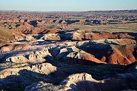 Painted Desert badlands Tawa Point.jpg