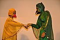 Pakhi O Manush - Science Drama - Debendra Vidyapith For Girls - BITM - Kolkata 2015-07-22 0286.JPG