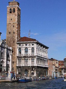 Palazzo Labia dal Canal Grande