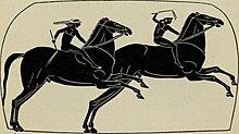 Quitation aux jeux olympiques wikip dia - Course de chevaux table de multiplication ...
