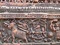 Pancharatna Gobinda Temple in Puthia, detail 03.jpg