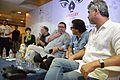 Panel Discussion - Cinemar Sahitya Na Sahityer Cinema - Apeejay Bangla Sahitya Utsav - Kolkata 2015-10-10 5806.JPG