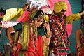 Panjabi Dance - Evening Function - Rawatpura Sarkar Ashram - Chitrakoot - Satna 2014-07-05 6798.JPG