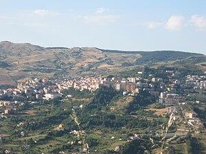 Avigliano - Image: Panorama di Avigliano