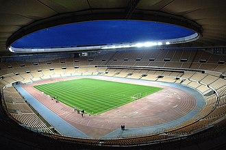 Estadio de La Cartuja - Image: Panoramio V&A Dudush Estadio Olímpico 57 619