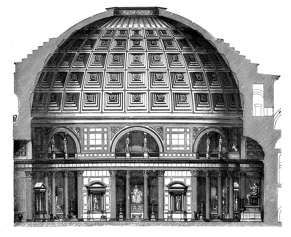 pante n arquitectura wikipedia la enciclopedia libre On la arquitectura wikipedia
