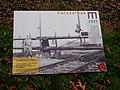 Pantserhek voor spoorbrug over de IJssel, Geniemuseum Vught, photo 1.JPG