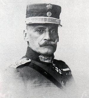 Anastasios Papoulas - Anastasios Papoulas during his command in Anatolia