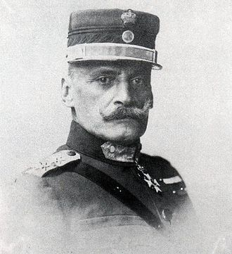 Greco-Turkish War (1919–1922) - Anastasios Papoulas, commander-in-chief of the Greek Army of Asia Minor.