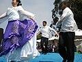 Parangal Dance Co. performing Panderetas at 14th AF-AFC 3.JPG