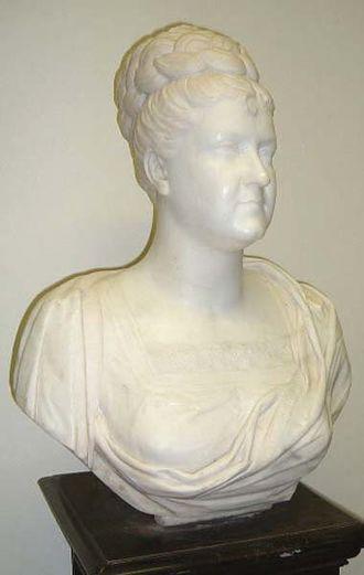 Euphrosyne Parepa-Rosa - Bust of Parepa-Rosa at the Royal Academy of Music