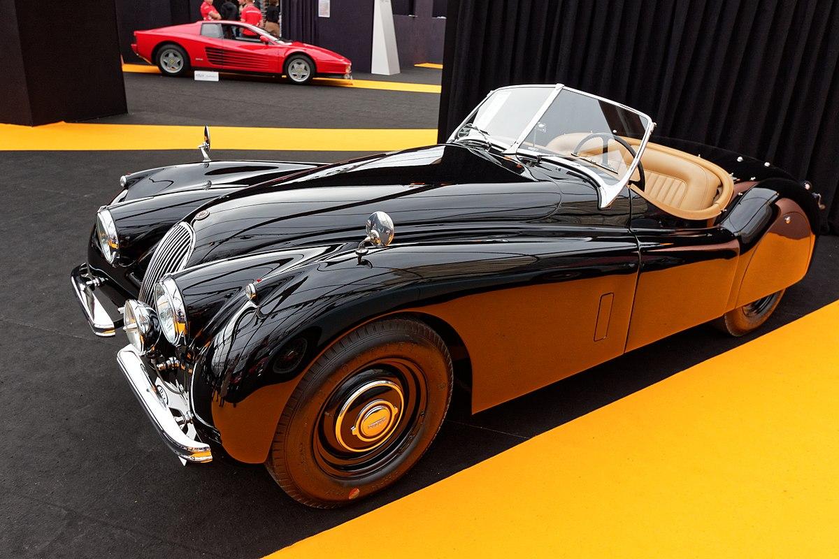 Jaguar Xk120 Wikipedia