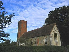 Parish Church, Hoo, Suffolk - geograph.org.uk - 44347.jpg