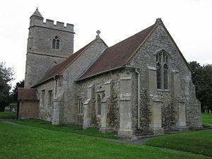 Chearsley - Image: Parish Church of St Nicholas, Chearsley geograph.org.uk 65467