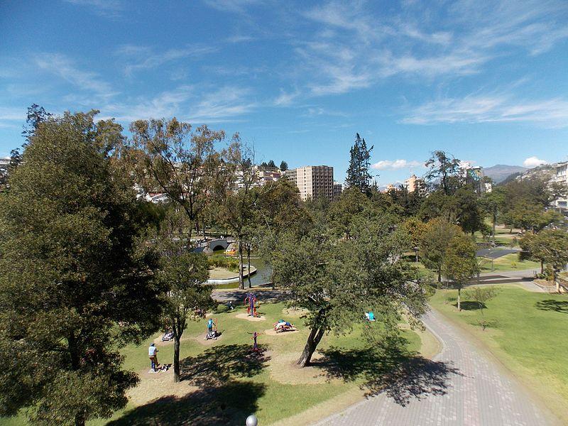 Parque de la Alameda