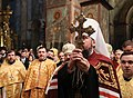 Participation in the liturgy and enthronement of the Primate of the Orthodox Church of Ukraine (2019-02-03) 27.jpeg