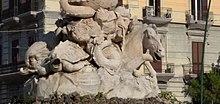 Fontana della sirena wikipedia - Immagini della vera sirena ...