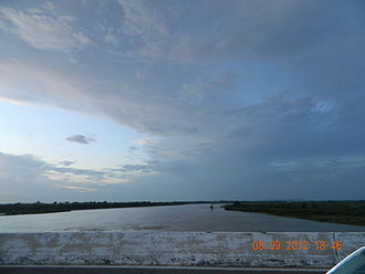 Baran district - Parvati River-by-H.N.Singh