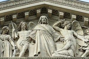 Philippe Joseph Henri Lemaire - Image: Paryż magdalena fasada