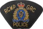 Patch (i.e. shoulder flash) of the RCMP