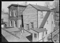 Paterson, New Jersey - Textiles. Former silk workers. Rear Tenement off Summer St. - NARA - 518605.tif