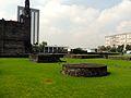 Patio, Zona Arqueológica, Tlatelolco.jpg