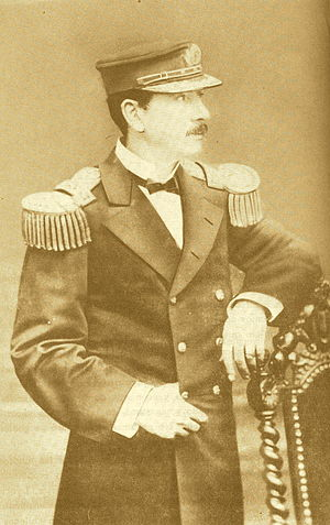 Patricio Lynch - Rear-Admiral Patricio Lynch