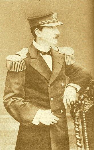 Patricio Lynch - Rear-Admiral Patricio Lynch