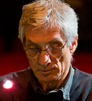 Patrick Ascione - Patrick Ascione, janvier 2014, Auditorium St-Germain, Paris. Photo : Didier Allard ©Ina