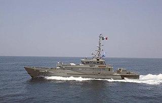 <i>Tenochtitlan</i>-class patrol vessel