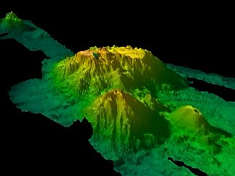 Patton Seamount - Image: Patton Seamount
