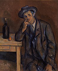 The Drinker (Le Buveur)