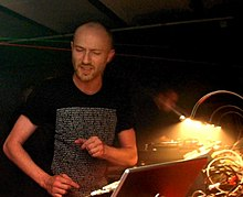 Paul Kalkbrenner - the cool, fun,  actor, musician,   with German roots in 2017