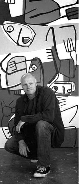 Paul du Toit - Paul du Toit, 2005, Cape Town studio