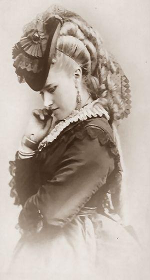 Pauline Markham - Pauline Markham c. 1870