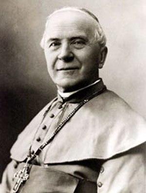 Józef Sebastian Pelczar - c. 1920.