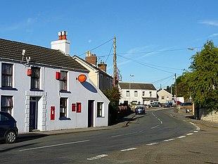 Pembrey village post office